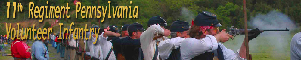 11th Regiment Pennsylvania Volunteer Infantry